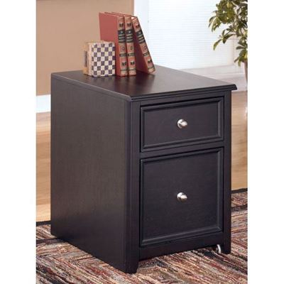 Picture of Carlyle 2 Drawer File Cabinet