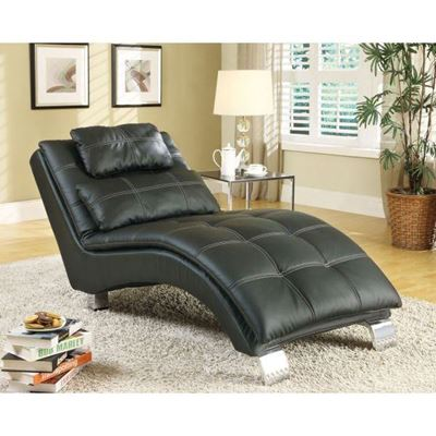 stretch us yoga and chair kitchen black dining pride relaxation leather com amazon dp faux chaise furniture