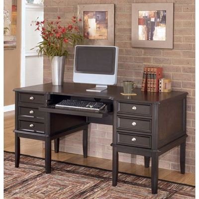 Picture of Carlyle Storage Leg Desk