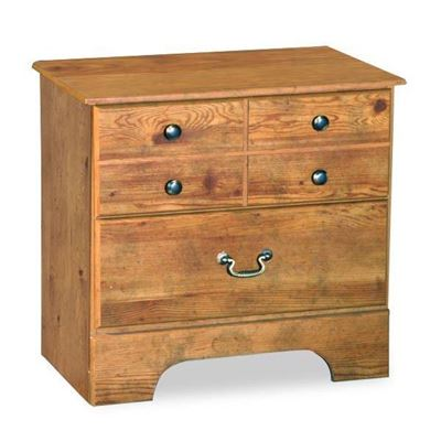 Picture of Bittersweet 2 Drawer Nightstand