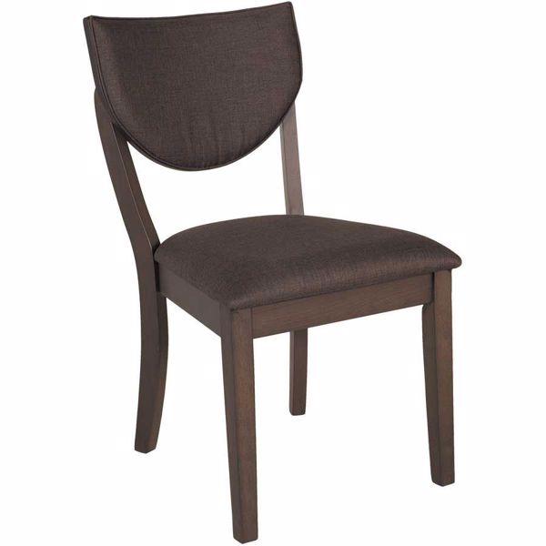 Walnut Side Chair 1528 Sc Lifestyle Furniture Afw