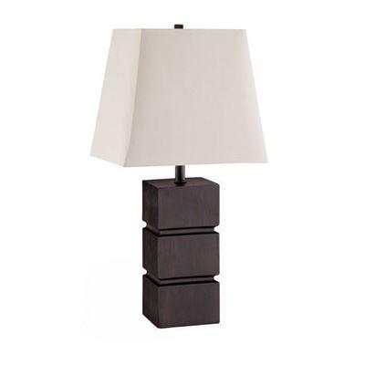 Imagen de Table Lamp, Cappuccino Set of Two *D