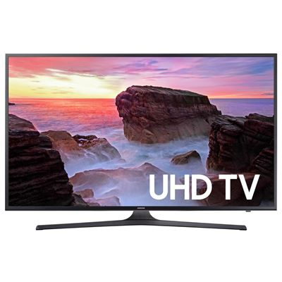 Picture of Samsung 65-Inch Class Ultra-HD, Flat 4K Smart LED UHDTV