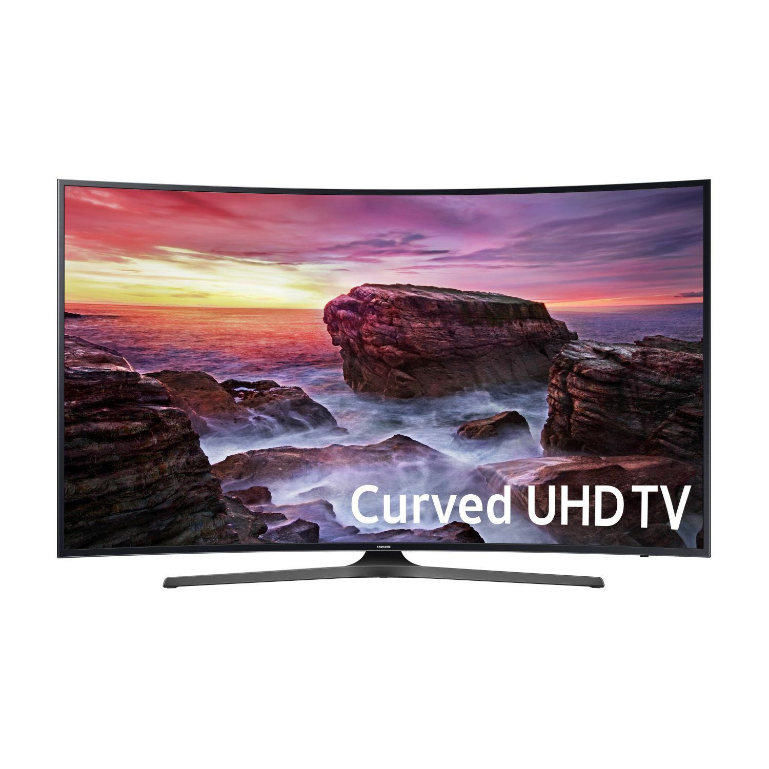The 2017 samsung curved 4k tvs are available at afw afw - Ultra high def tv prank ...