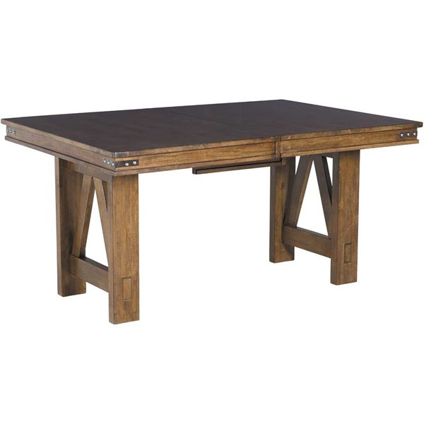 eastwood trestle dining table
