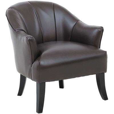 Picture of Diego Brown Accent Chair