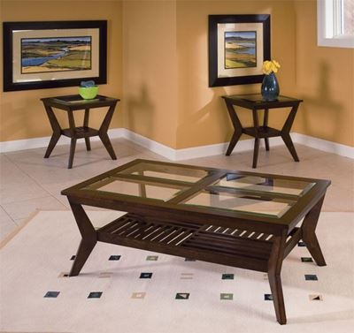 Picture of Norway 3 Pack Occasional Tables