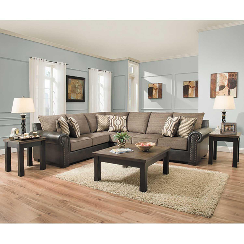 Sleeper Sofa Dallas: Dallas 2 Piece Sleeper Sectional