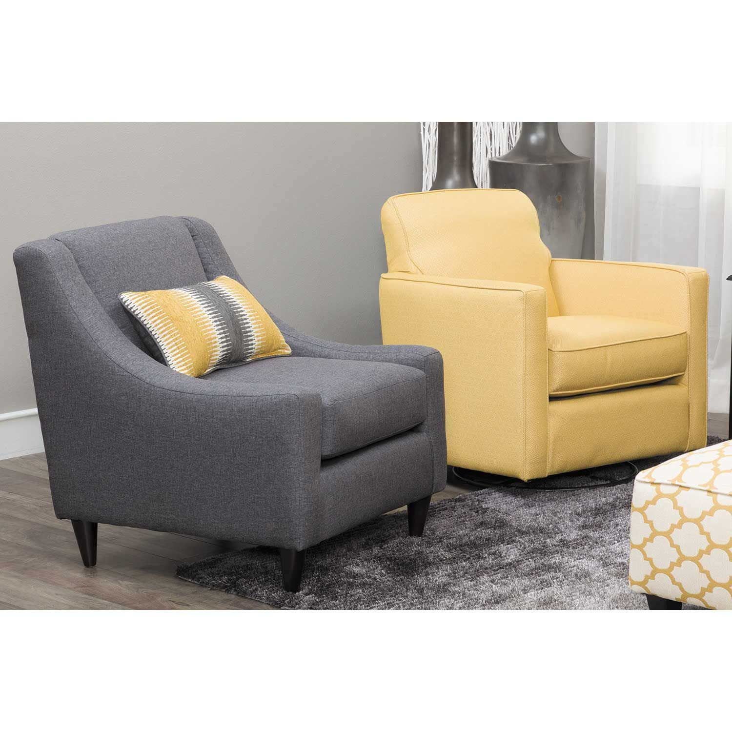 Maxwell Accent Chair D 592ac Fusion Furniture Afw