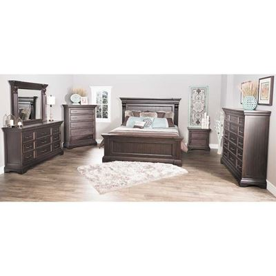 Picture of Caldwell 5 Piece Bedroom Set