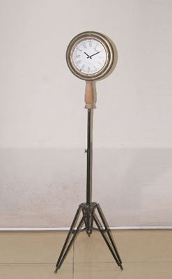 Picture of Floor Metal Clock