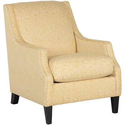 Imagen de Cresson Yellow Accent Chair