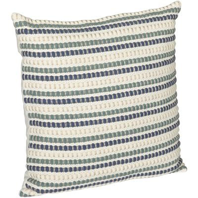 Picture of 20x20 Blue Gray Cord Pillow *P