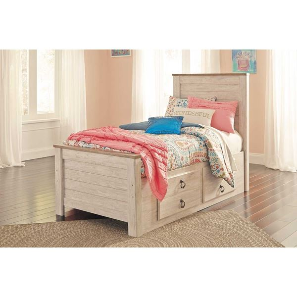 Willow Twin Storage Bed B267 52 53 50 11 Ashley