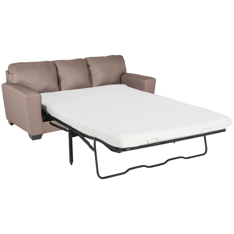 Calicho Cashmere Queen Sleeper Sofa J1 912qs Ashley Furniture Afw