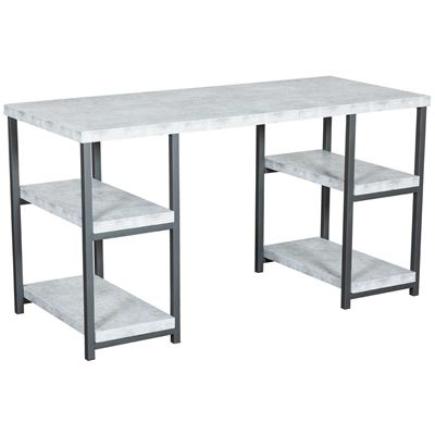 Picture of Ashlar Gray Concrete Desk