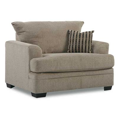 Imagen de Cornell Platinum Chair and a Half