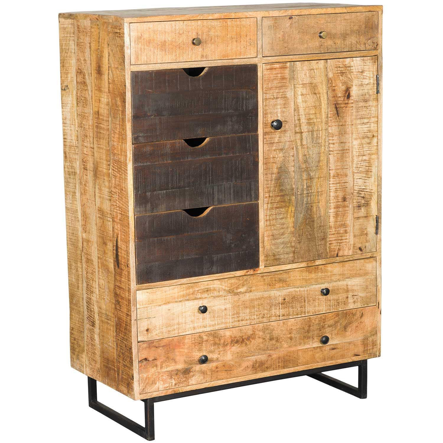 Vintage Door Chests And Dressers At American Furniture Warehouse