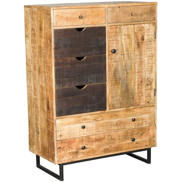 Picture of Vintage Industrial Door Chest  sc 1 st  AFW & Vintage Door Chests and Dressers at American Furniture Warehouse ...