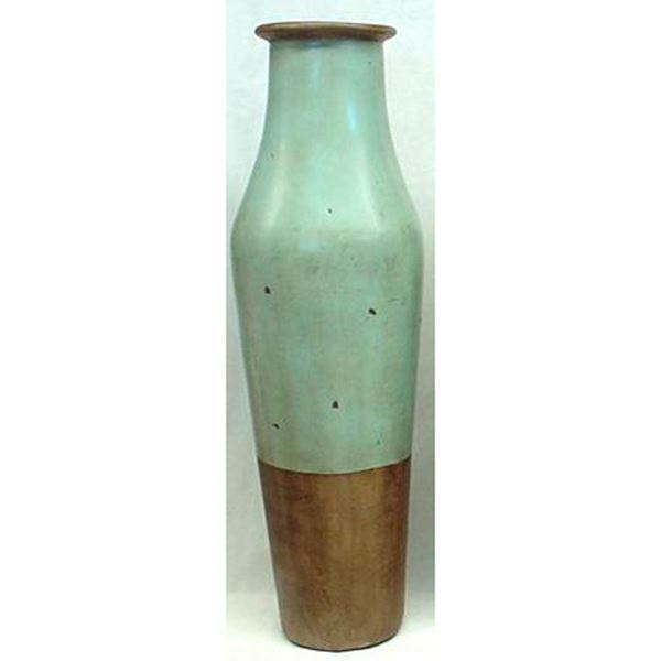 Angora Light Blue Floor Vase Large 17a 005a Celeste D F