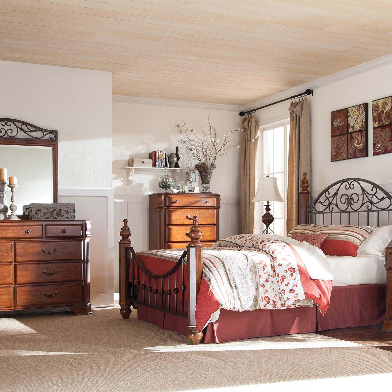 Ashley Furniture Salinas Ca: Wyatt 9 Drawer Dresser B429-31