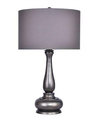 Imagen de Age Pewter Table Lamp