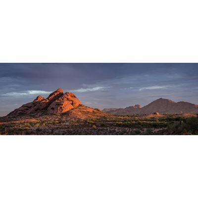 Papago Morning Light 60x20