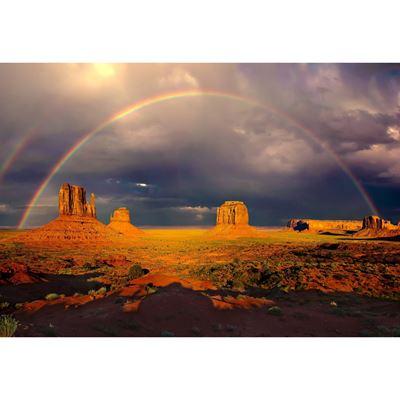 Monumental Rainbow 32x48