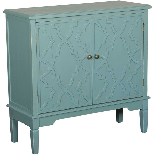 Foto para Teal Accent Chest