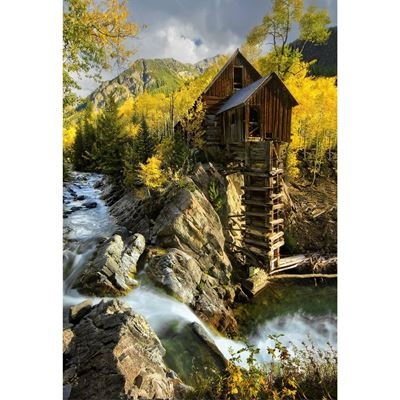 Crystal Mill 32x48