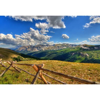 Trail Ridge Divide 48X32