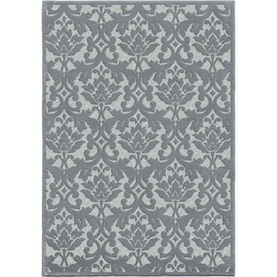 Picture of Dimensional Soft Blue Rug