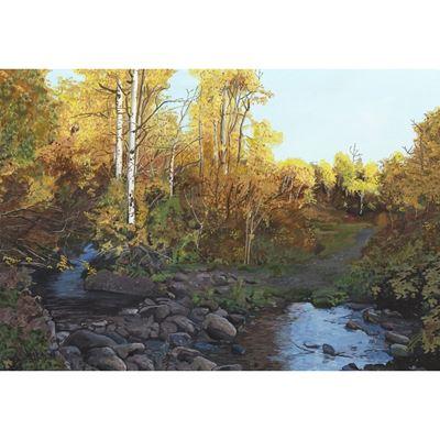 Autumn on the Mesa 48x32