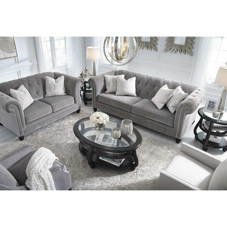 Tiarella Cream Occasional Chair 7290122 Ashley