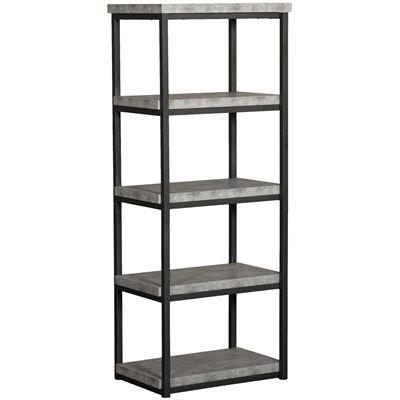 Picture of Ashlar Gray Bookcase