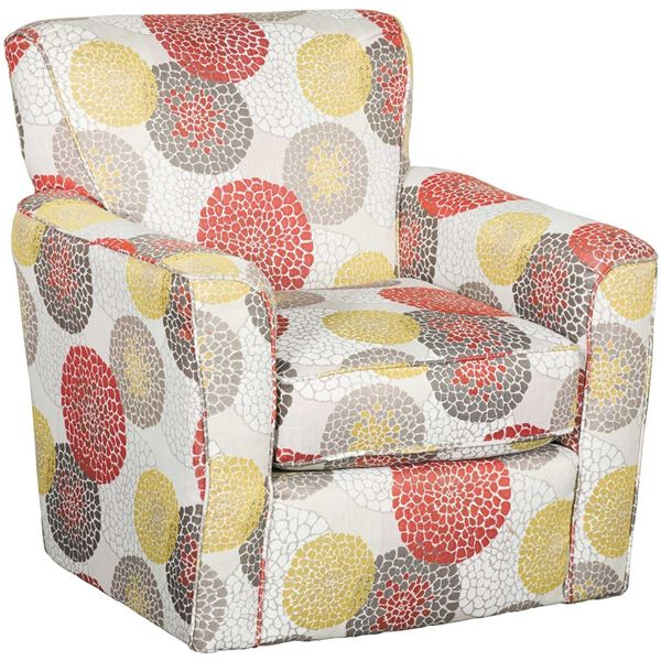 Picture of Playground Burst Swivel Accent Chair  sc 1 st  AFW & Playground Burst Swivel Accent Chair | 160 ACCENT CHAIR | Simmons ...
