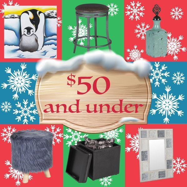 Picture for category Gift Guides - 50 and Under