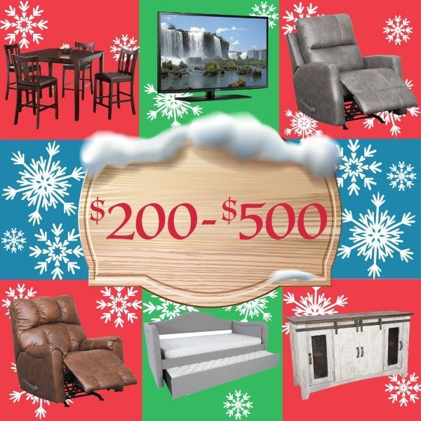 Picture for category Gift Guides - $200-500