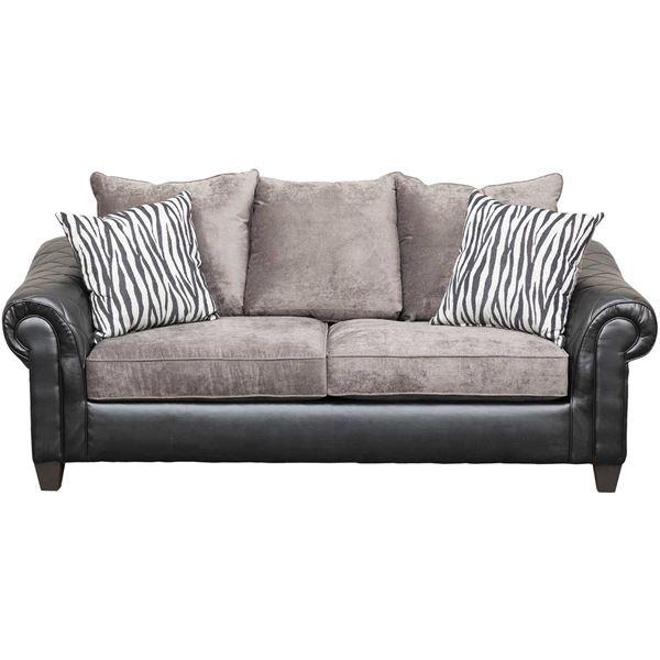 Ghana Black Sofa | 2753-8152 | American Furniture Manufacturing | AFW