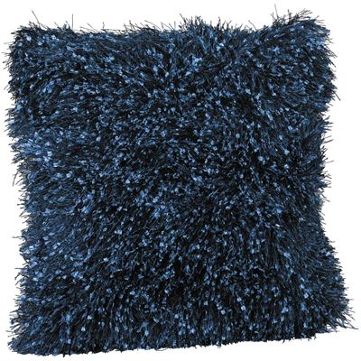 Picture of 20X20-Pillow Eyelash Shag Navy