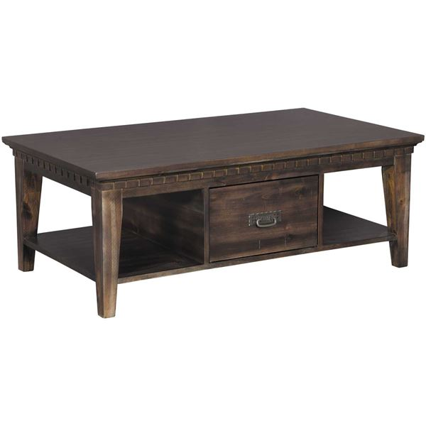 Morrison Coffee Table With Drawer Storage