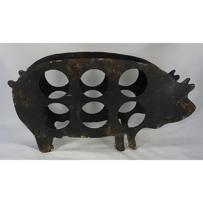 Picture of Pig Wine Holder