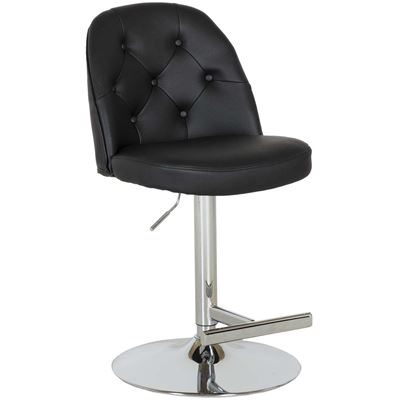 Picture of Archer Charcoal Adjustable Barstool