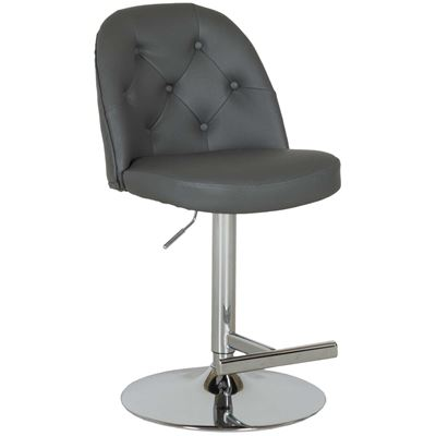 Picture of Archer Grey Adjustable Barstool