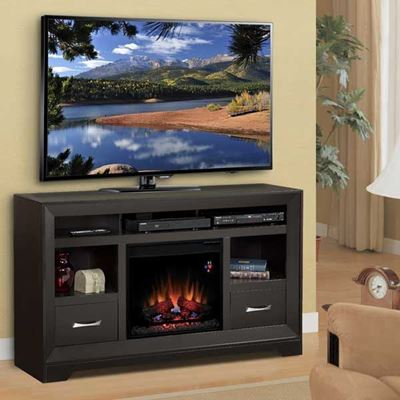 Picture of Sofia Fireplace TV Console