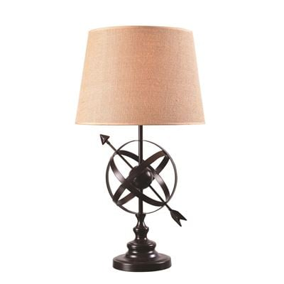 Picture of Armillary Table Lamp
