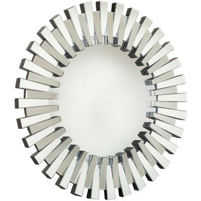 Imagen de Modern Round Glass Mirror