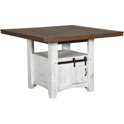 Picture of Pueblo White Counter Height Table
