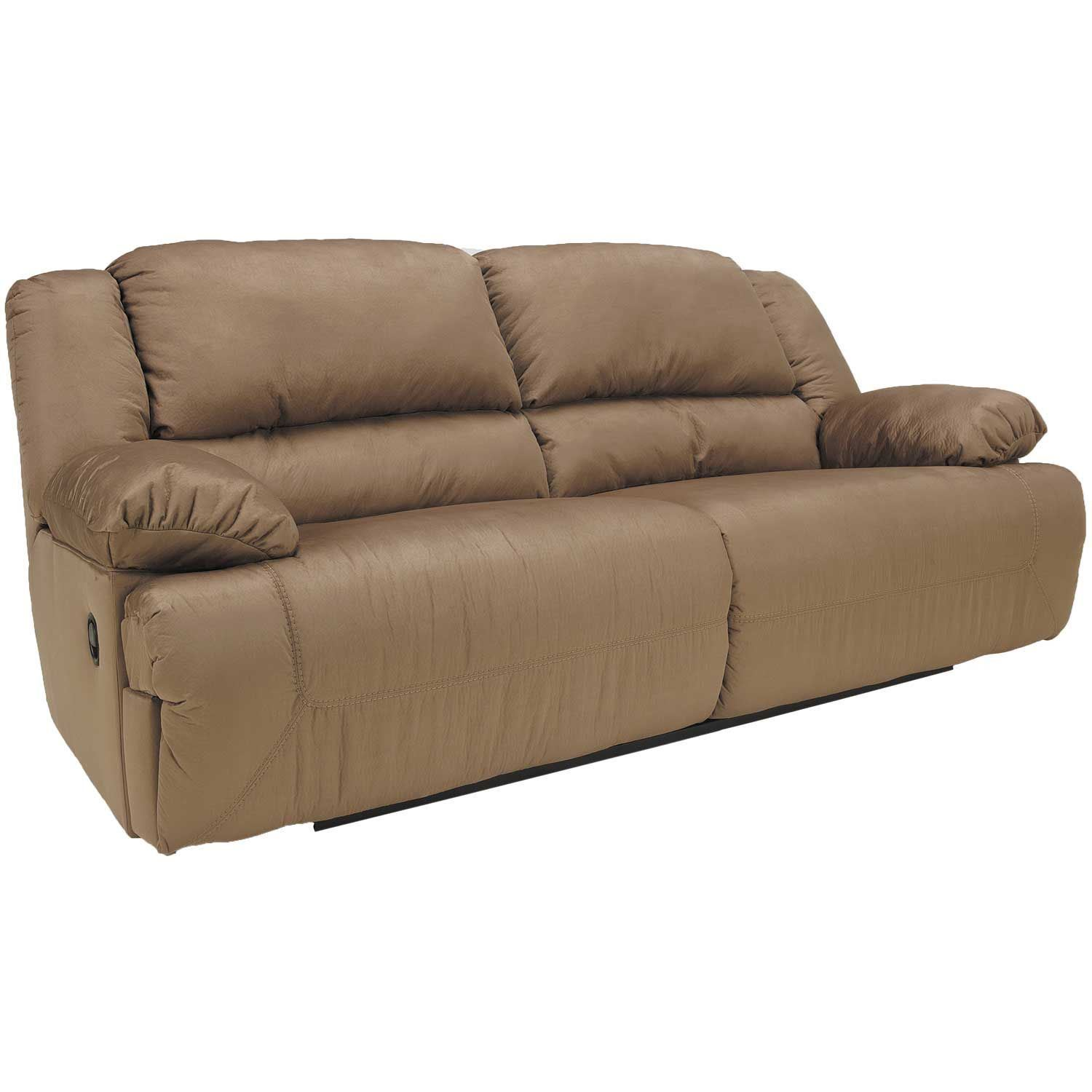 Picture Of Hogan Mocha Motion Recliner Sofa
