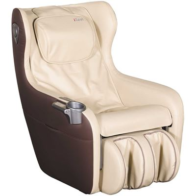 Picture of Brown and Cream Massage Chair